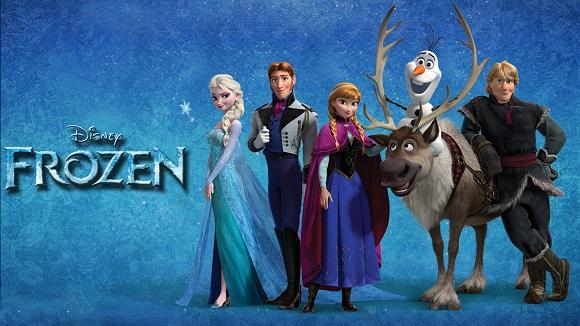 Disney On Ice: Frozen at Moda Center