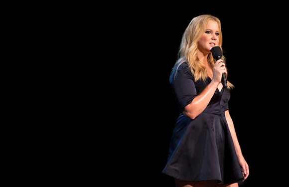 Amy Schumer at Moda Center