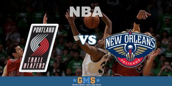 Portland Trail Blazers Vs New Orleans Pelicans At Moda Center