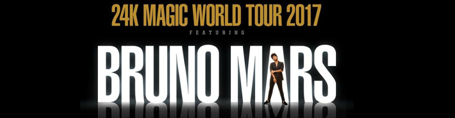 Bruno Mars at Moda Center