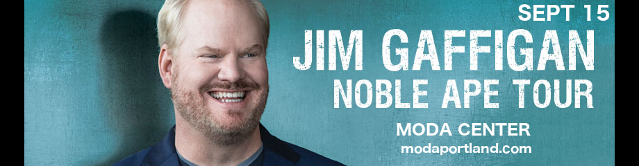 Jim Gaffigan at Moda Center