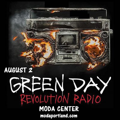 Green Day & Catfish and The Bottlemen at Moda Center