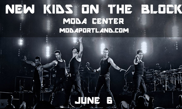 New Kids On The Block, Paula Abdul & Boyz II Men at Moda Center