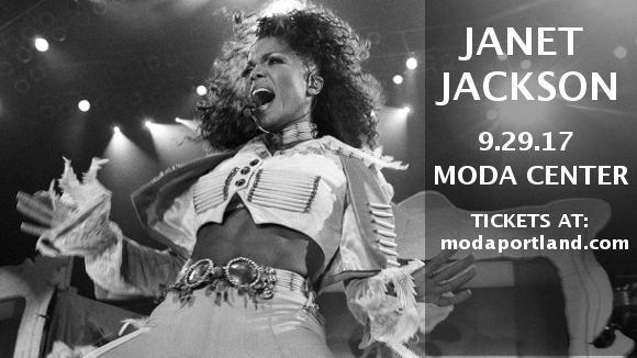 Janet Jackson at Moda Center