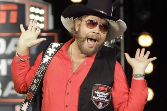 Hank Williams Jr. at Moda Center