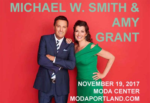 Amy Grant & Michael W. Smith at Moda Center