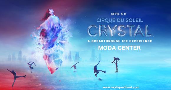 Cirque Du Soleil - Crystal at Moda Center
