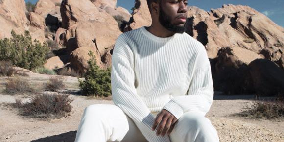 Khalid at Moda Center