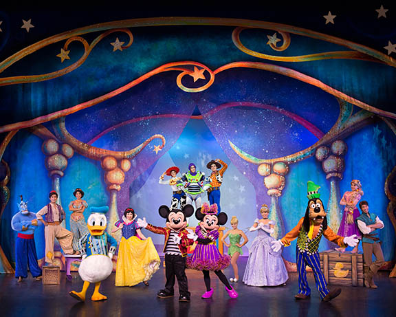 Disney Live! Mickey and Minnie's Doorway to Magic at Moda Center