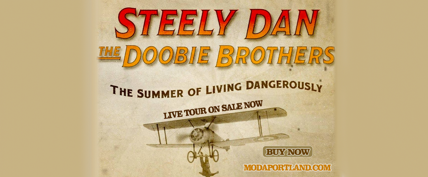 Steely Dan & The Doobie Brothers at Moda Center