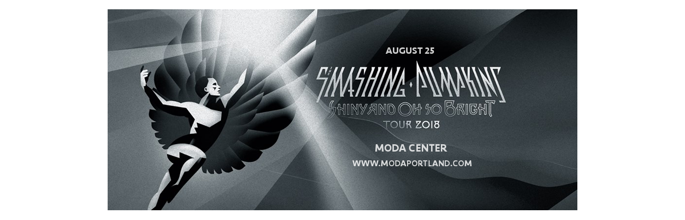 Smashing Pumpkins at Moda Center