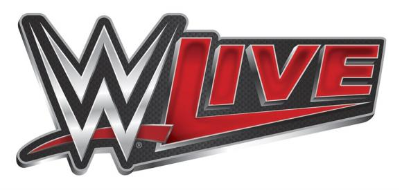 WWE: Live at Moda Center