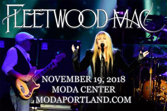 Fleetwood Mac at Moda Center