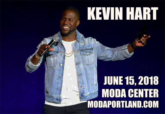 Kevin Hart at Moda Center