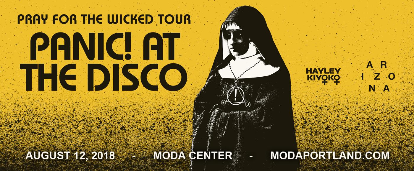Panic! At The Disco at Moda Center