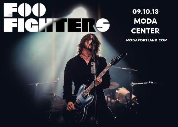 Foo Fighters at Moda Center