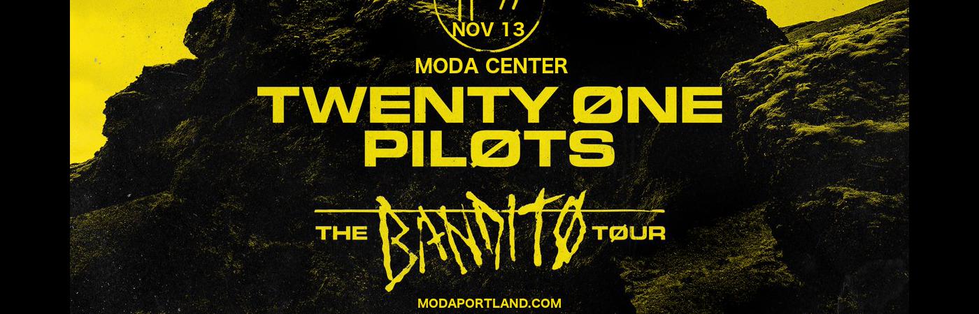Twenty One Pilots at Moda Center