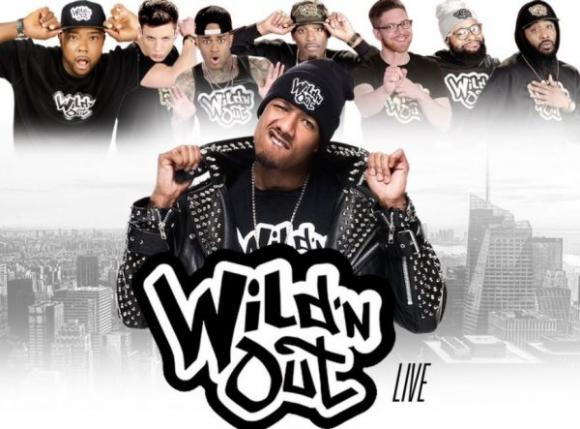 Nick Cannon's Wild 'N Out Live at Moda Center