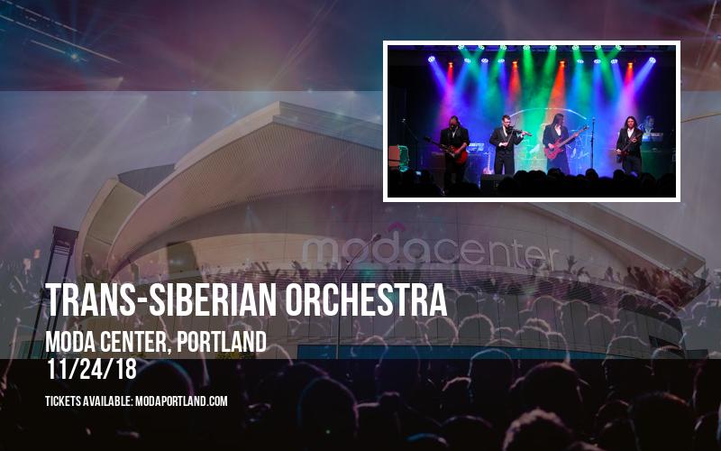 Trans-Siberian Orchestra at Moda Center