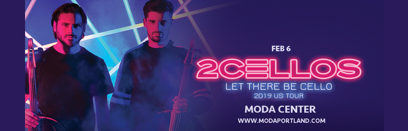 2Cellos at Moda Center