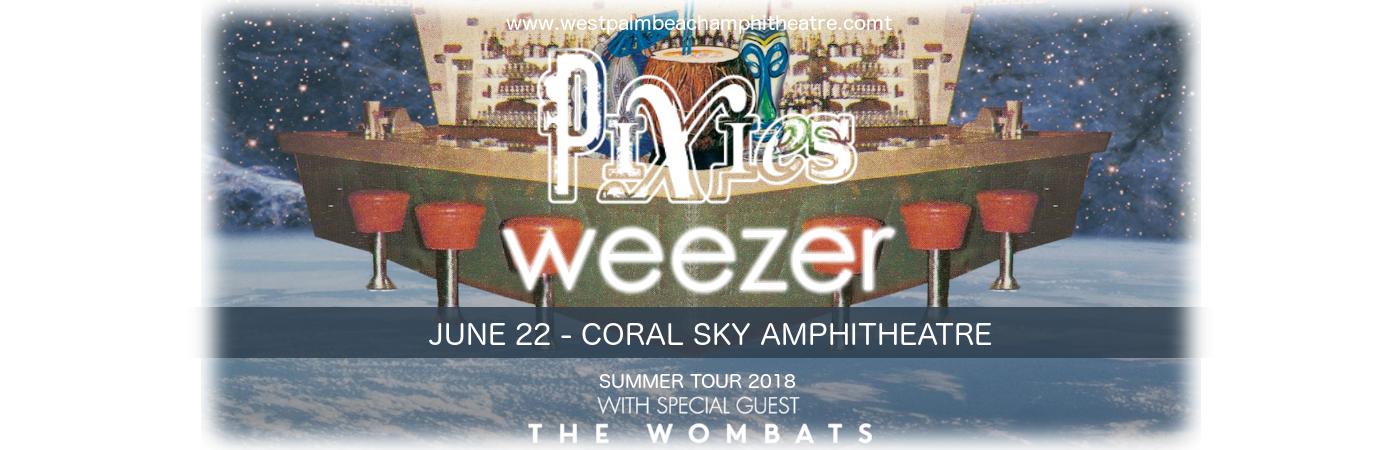 Weezer & Pixies at Moda Center