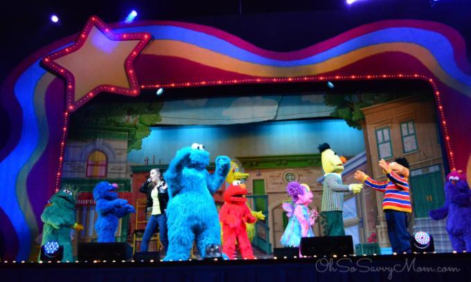 Sesame Street Live! at Moda Center