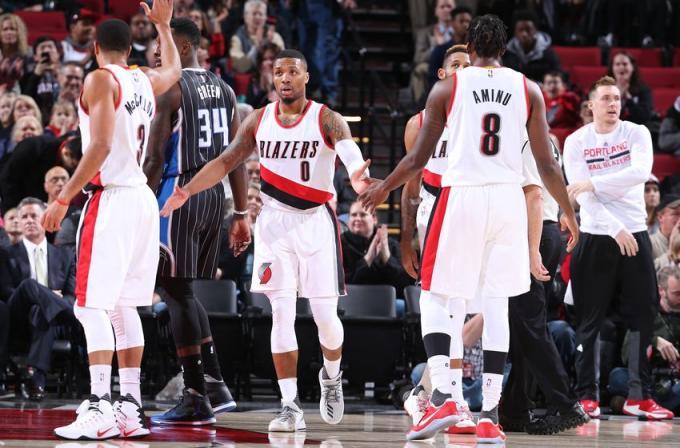 Portland Trail Blazers vs. Cleveland Cavaliers at Moda Center