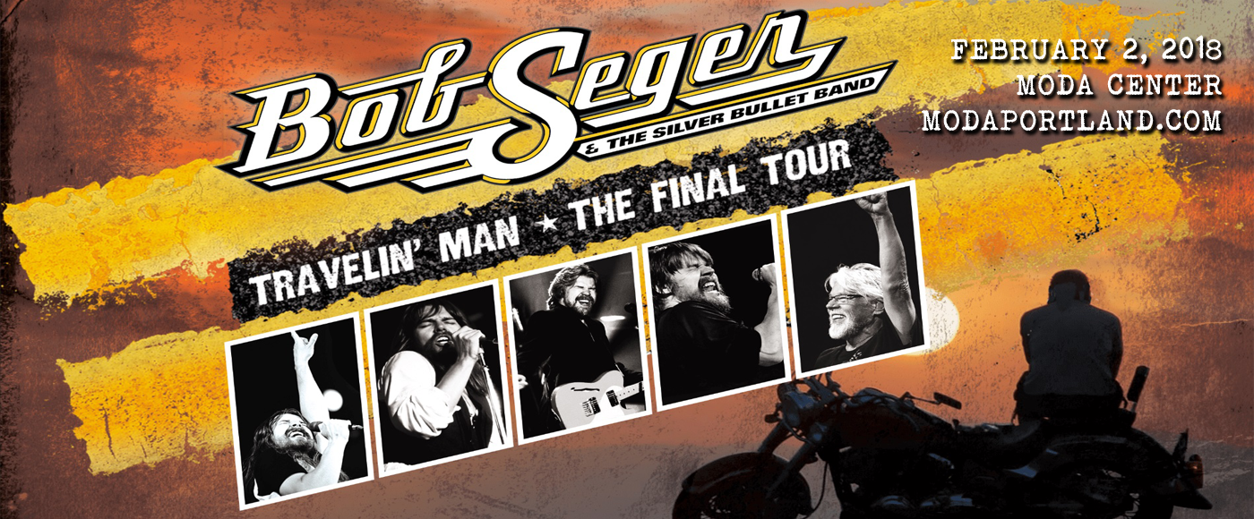 Bob Seger And The Silver Bullet Band at Moda Center