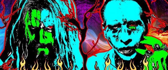 Rob Zombie & Marilyn Manson at Moda Center