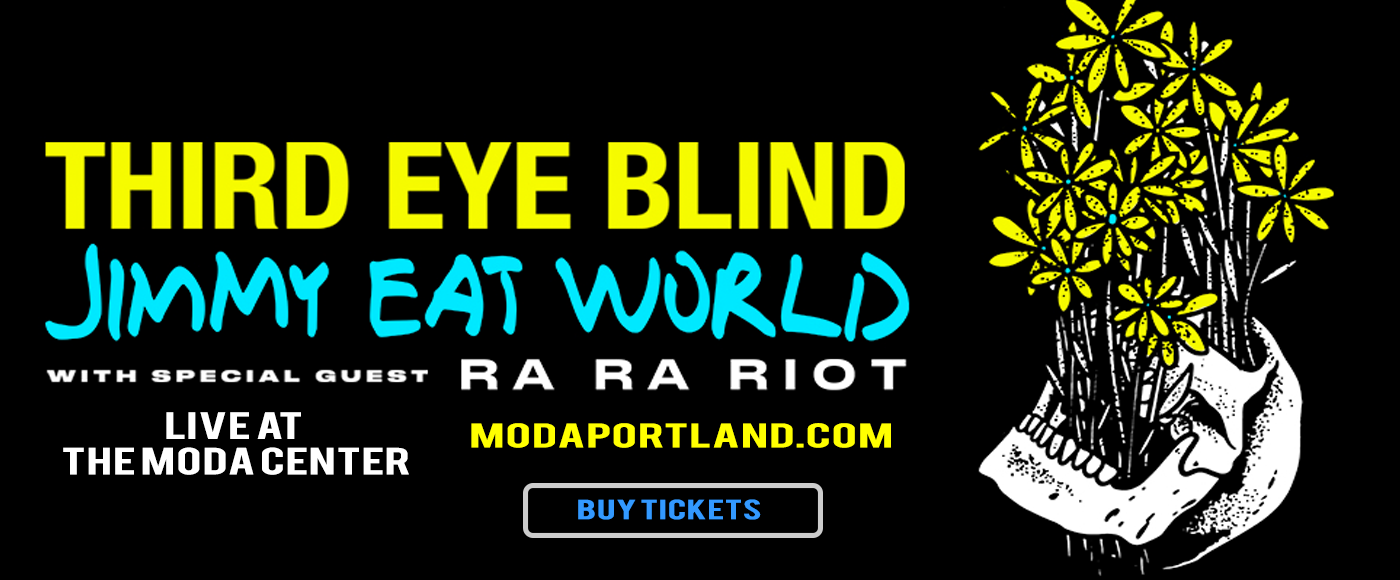 Third Eye Blind & Jimmy Eat World at Moda Center