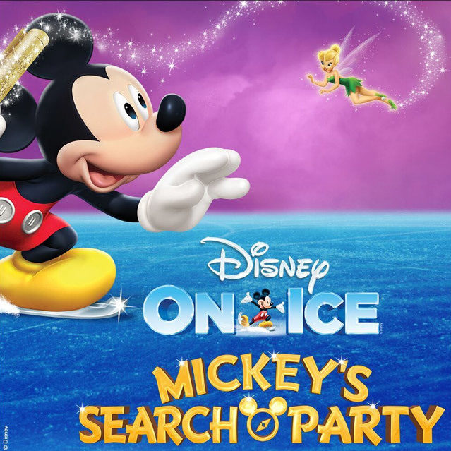 Disney On Ice: Mickey's Search Party at Moda Center