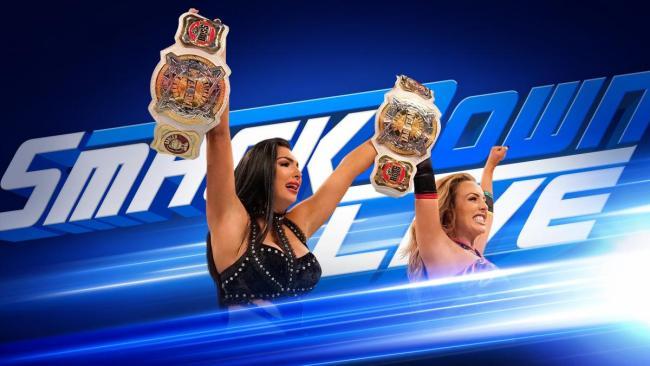 WWE: Smackdown at Moda Center