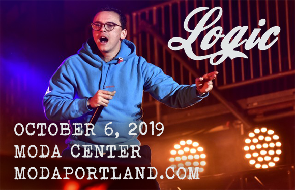 Logic at Moda Center