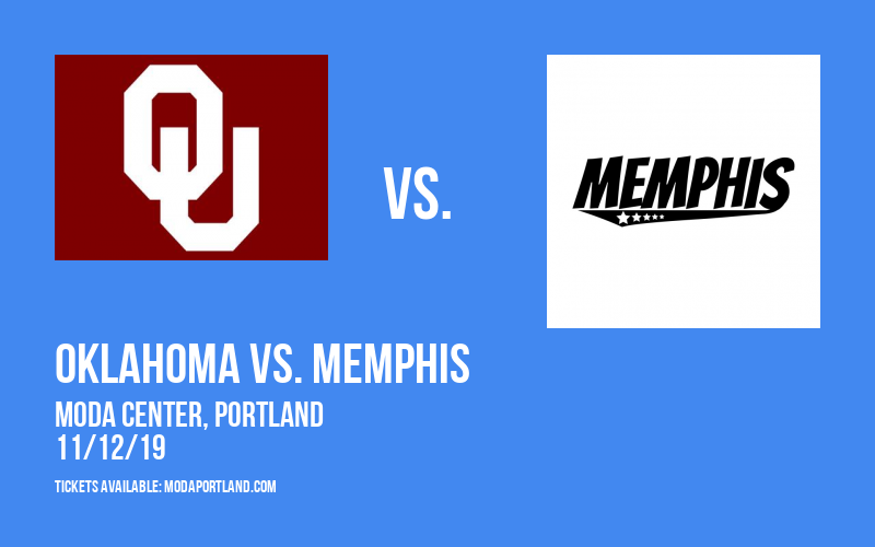 Phil Knight Invitational: Oklahoma vs. Oregon St. & Oregon vs. Memphis at Moda Center