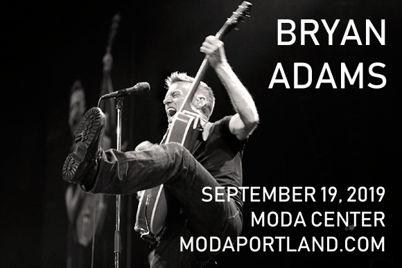Bryan Adams at Moda Center
