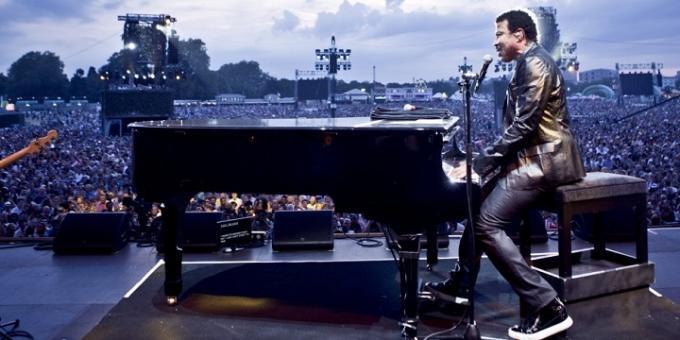 Lionel Richie at Moda Center