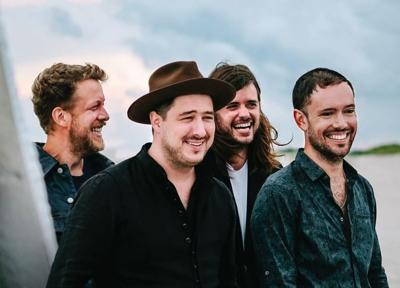Mumford And Sons & Portugal The Man at Moda Center