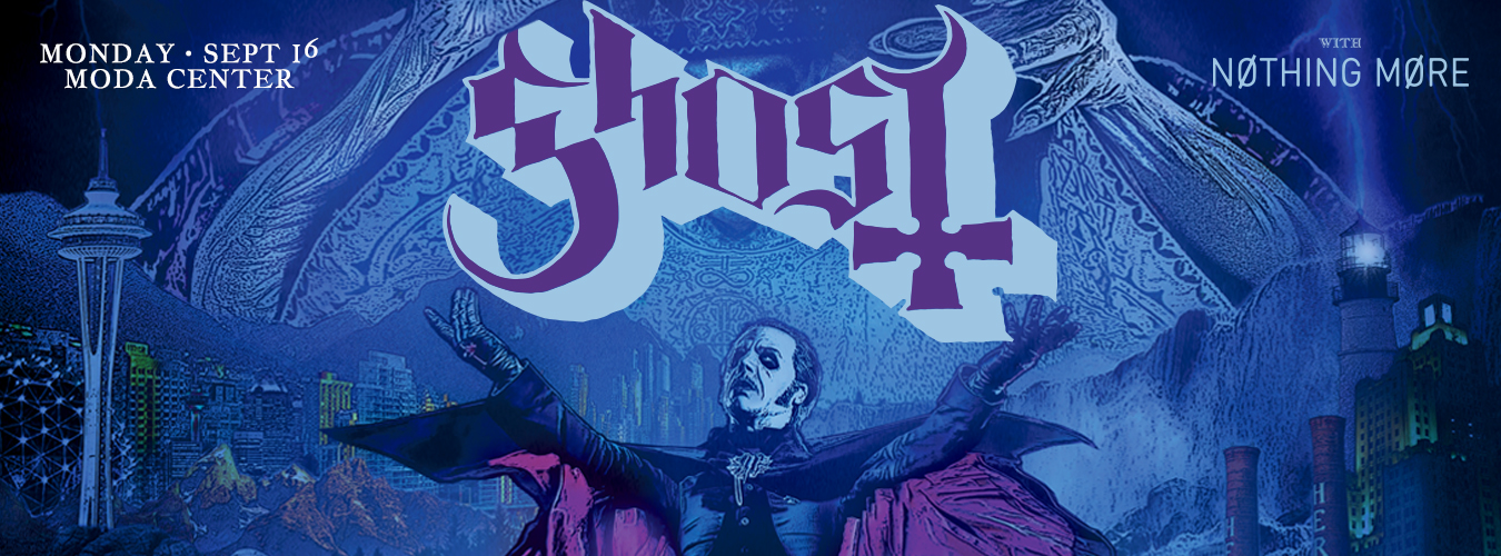 Ghost - The Band at Moda Center