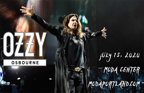 Ozzy Osbourne & Megadeth at Moda Center