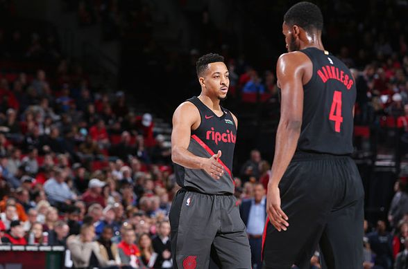 NBA Preseason: Portland Trail Blazers vs. Phoenix Suns at Moda Center