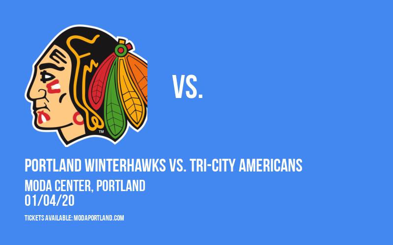 Portland Winterhawks vs. Tri-City Americans at Moda Center