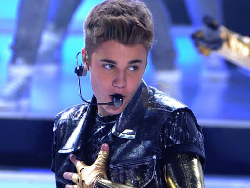 Justin Bieber at Moda Center