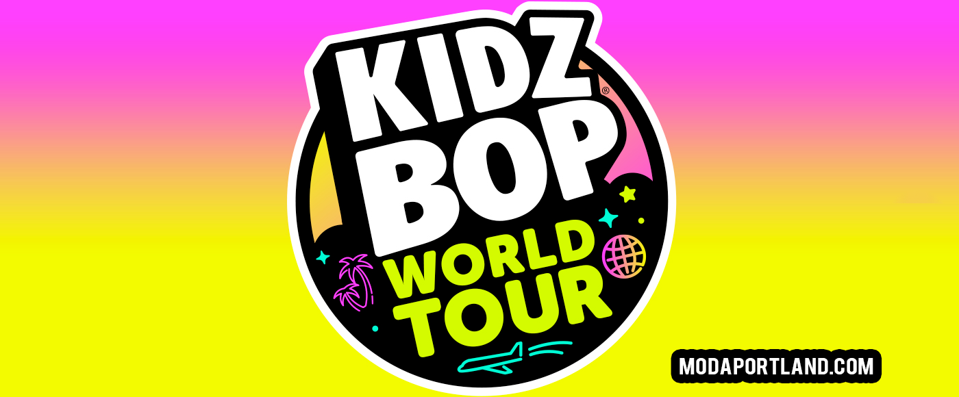 Kidz Bop Live at Moda Center