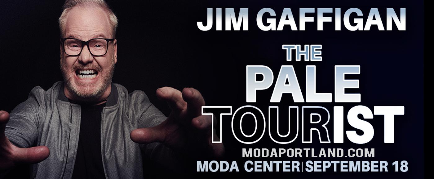 Jim Gaffigan at Moda Center