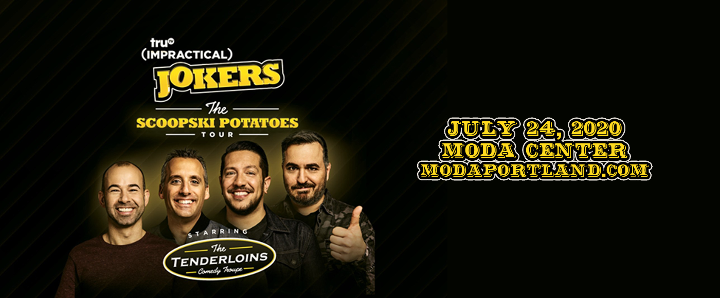Impractical Jokers Live at Moda Center