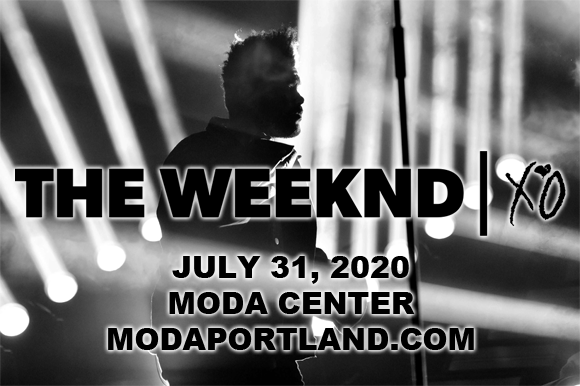The Weeknd, Sabrina Claudio & Don Toliver at Moda Center