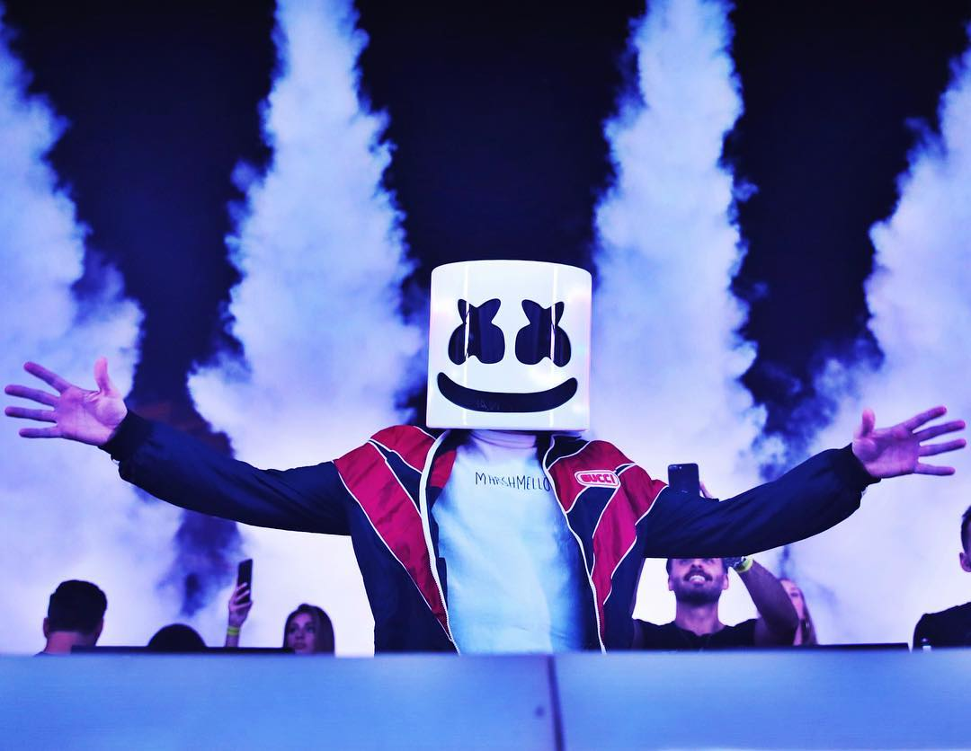 Marshmello at Moda Center