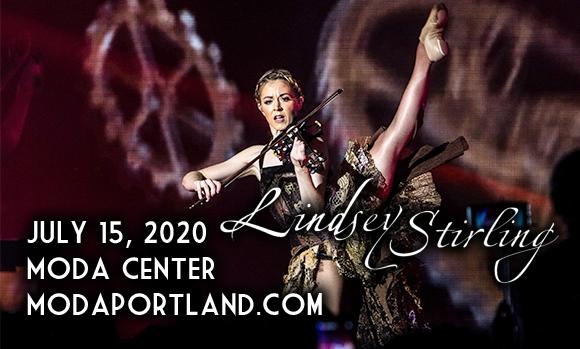 Lindsey Stirling at Moda Center