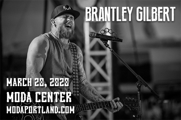 Brantley Gilbert [POSTPONED] at Moda Center