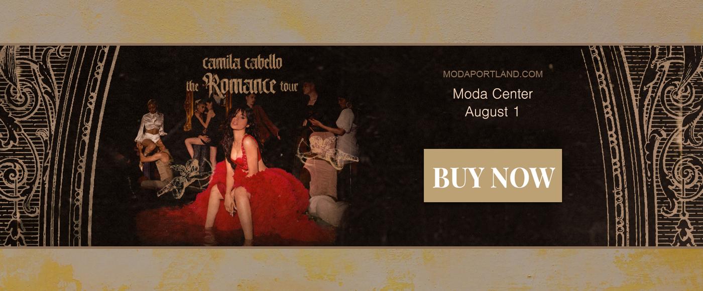 Camila Cabello [POSTPONED] at Moda Center